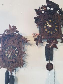 Antique Cuckoo Clocks for Sale in Anaheim,  CA