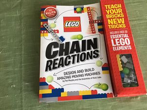 LEGOS chain reaction book for Sale in Bay Shore, NY