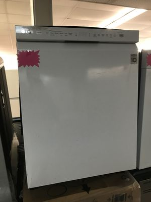 🦃$39 Down🦃 White LG Dishwasher for Sale in Houston, TX
