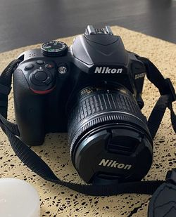Nikon DSLR Camera with Lens D3400 DSLR C for Sale in Los Angeles,  CA