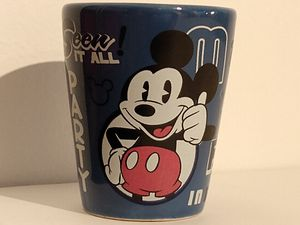 Disney Mickey Mouse shot glass for Sale in Morrison, CO