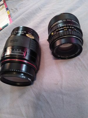 Camera lenses for Sale in Phoenix, AZ