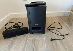 Bose Cinemate 15 Home Theater System for Sale in HALNDLE BCH, FL