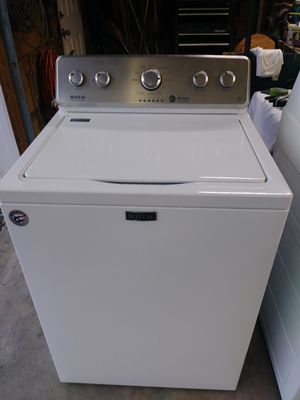 2019 Maytag High Efficiency Washer for Sale in Turbotville, PA