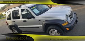 2006 Jeep Liberty Sport Sport 4dr SUV for Sale in Fair Oaks, CA