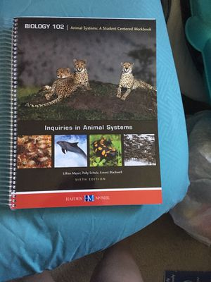 Biology 102 textbook for Sale in Oregon City, OR