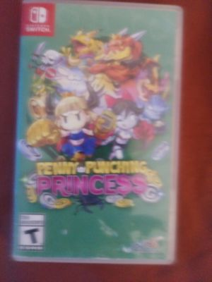 Penny Punching Princess for Nintendo Switch for Sale in San Diego, CA