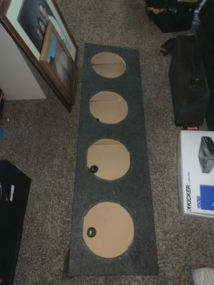 4 10 inch subwoofer Box / Enclosure for Sale in Columbus, OH