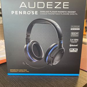Audeze Penrose PlayStation Headphones for Sale in Reno, NV