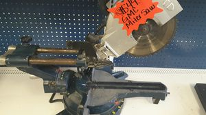 GMC Miter Saw for Sale in Dallas, TX