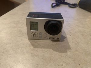 GoPro Hero3 with LCD Touch Bacpac for Sale in Vancouver, WA