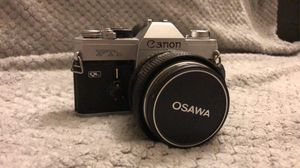 VINTAGE Canon FTb Camera for Sale in Newark, NJ