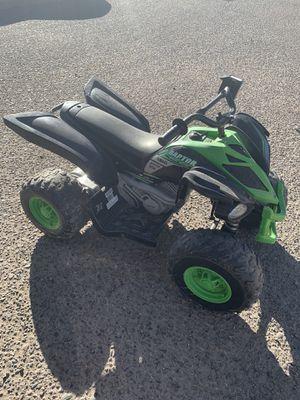 Powered Ride-On YAMAHA Raptor ATV for Sale in Phoenix, AZ