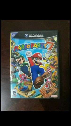 Mario Party 7 Game Nintendo Gamecube for Sale in Irving, TX