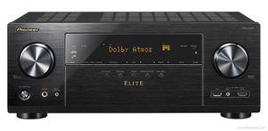 Pioneer Elite VSX-LX101, 7.2 receiver, 4K Ultra HD, Atmos, DTS:X, Wifi, Bluetooth, 100x7, 2 Zones for Sale in Scottsdale, AZ