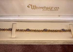 Antique whitehall co tennis bracelet for Sale in Portland, OR