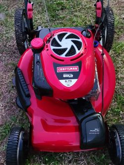 Craftsman Self Propelled Lawn Mower. for Sale in Cape Coral,  FL