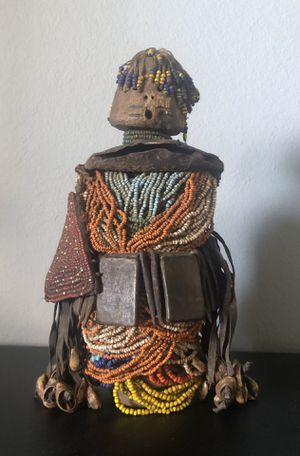 Vintage African Namji Fali Fertility Doll for Sale in San Diego, CA