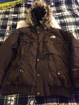 Northface hyvent black parka jacket size xxl 2xl for Sale in Seattle, WA