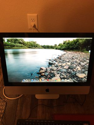 Apple iMac computer for Sale in Hitchcock, TX