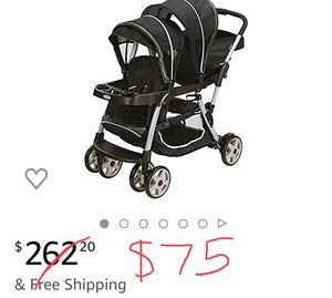 Graco Ready2Grow Double Stroller for Sale in Troy, MI