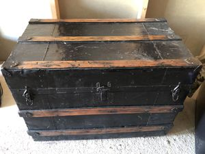 Large vintage trunk. Great condition. $50 for Sale in Greenfield, IN
