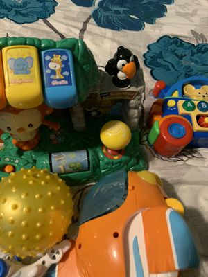 Free toys currently on hold for Sale in Santa Ana, CA