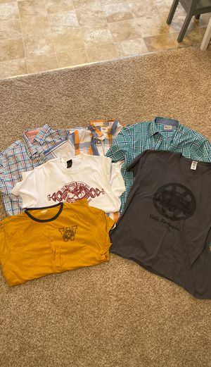 Men's xl clothing lot for Sale in Olympia, WA