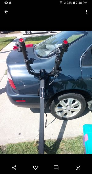 Hollywood Bike Rack with Hitch holds 3 Bikes for Sale in Pico Rivera, CA