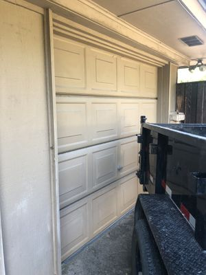 Garage doors for Sale in Grand Prairie, TX