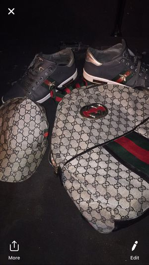Gucci backpack for Sale in St. Petersburg, FL
