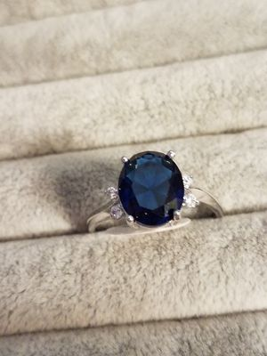Blue sapphire ring for Sale in Millersville, MD