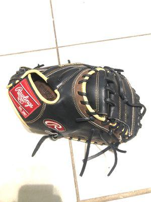 Rawlings baseball catchers glove for Sale in Pembroke Pines, FL