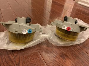 Yellow OEM Lumen factory style fog lights for Sale in Silver Spring, MD