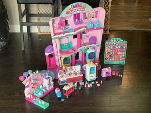 Shopkins toys for Sale in Elk Grove Village, IL