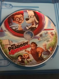 Mr Peabody And Sherman Case Is Broken Disc's Work for Sale in Cape Coral,  FL