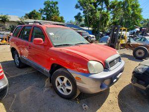 2004 Hyundai Santa Fe for parts... for Sale in Modesto, CA
