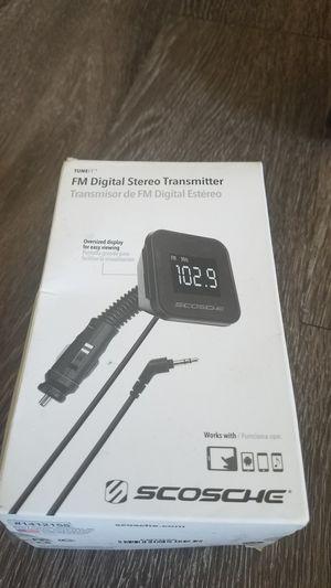 FM digital stereo transmitter for Sale in Antioch, CA