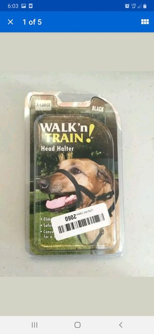 Coastal Holt Walk'n Train Dog Walking Training Collar, Black, 4 x-large for Sale in Henderson, NV