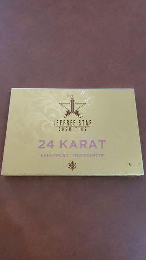 Jeffree star skin frost palette bogo see my page for Sale in El Mirage, AZ