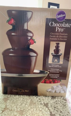 Wilton-Chocolate Pro Fountain for Sale in Tolleson, AZ