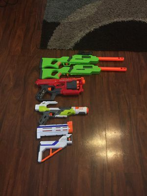 Nerf guns for Sale in Haines City, FL