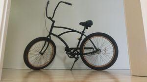 Custom Beach Cruiser. 3G Bikes. Black and Copper. for Sale in Portland, OR