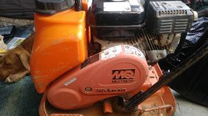 Mikasa multi quip,jumping jack,with a honda gx160 engine works gret for Sale in Portland, OR