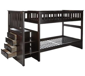 Twin over twin bunk bed for Sale in Silver Spring, MD