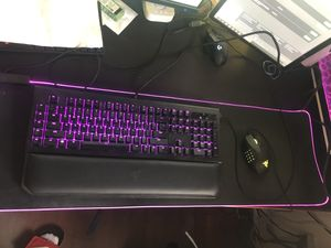 RGB RAZER PRODUCTS!!!!!! for Sale in Fresno, CA