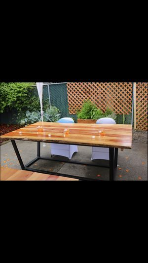 Live Edge Table (s) for Sale in Gresham, OR