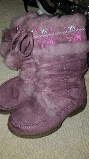 Pink boots for Toddler size 61/2 for Sale in McLean, VA