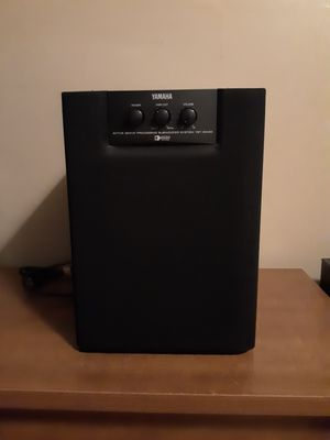 Yamaha 8in powered subwoofer for Sale in Columbus, OH