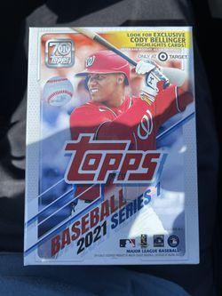 Topps Baseball 2021 for Sale in Huntington Beach,  CA